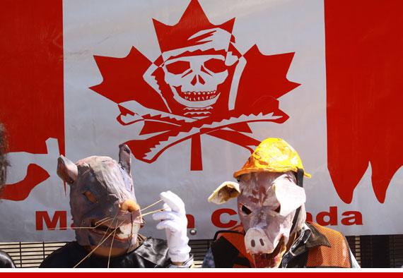 Mineras de Canadá generan crisis social | Observatorio de Conflictos  Mineros de América Latina