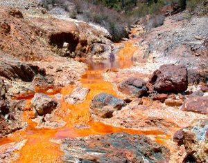 contaminacion minera