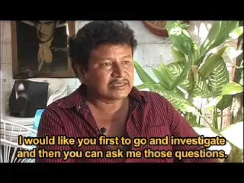 Entrevista con Mariano Abarca Roblero, asesinado por resistir a la minería en Mexico.