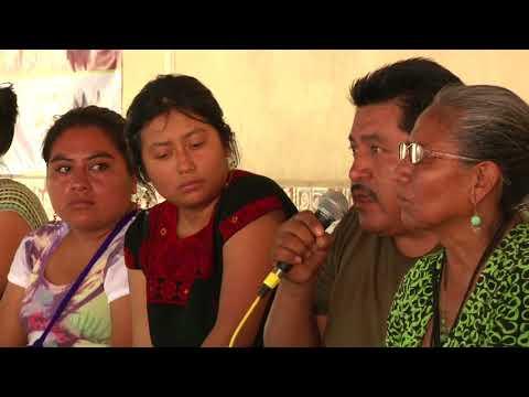 Documental sobre el proceso de creación y resistencia del Comité Ixtepecano en Defensa de la Vida y el Territorio