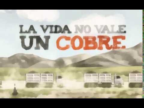 La Vida no vale un Cobre: Corto Animado que cuenta la lucha interactiva contra la contaminación minera en el Perú.