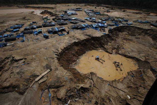 Madre de Dios  inician megaoperativo contra minería ilegal ... b60e968e4e9